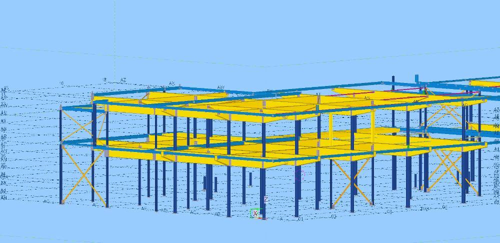 Nieuwbouw bedrijfshallen bouwbedrijf Homan en Gerbri Plastics te Enter.